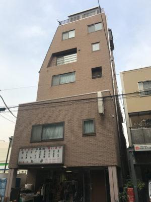 JLBグランエクリュ中野坂上1階店舗・事務所