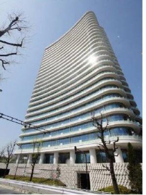 パークコート青山ザタワー15階