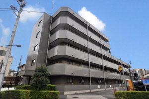 モアクレスト菊野台(駐車場)