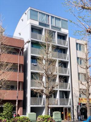 JLBグランエクリュ新高円寺601号室